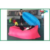 Self Inflating Camping Inflatable Laybag Air Sleeping Bag For Beach