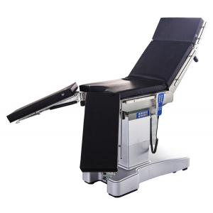 China C Arm Surgical Operating Table With Memory Foam , T - shaped Pedestal on sale