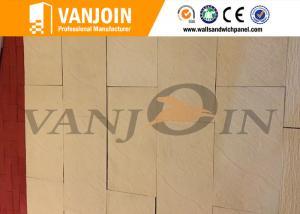 China Anti flexibilité de fissuration de tuile en céramique molle verte respirable de mur de pierre décorative excellente on sale