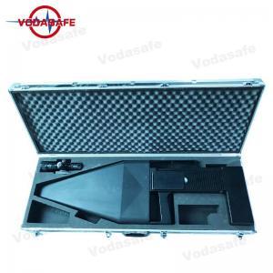 China DC48V/7A Mobile Phone Signal Blocker , Cell Phone Signal Scrambler For UAV Signals on sale