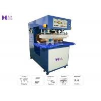 China 27.12MHZ Canvas Tarpaulin Heat Sealing Machine 10KW For Making Architecture Membrane Structure on sale