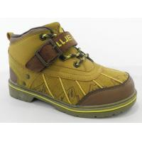Summer mens Trail Hiking Shoes Suede Mesh For outdoor , waterproof