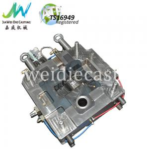 China H13 Material Made Aluminum Die Casting Mould AL Die Casting Products Use on sale