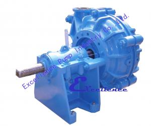 China Excellence Brand centrifugal slurry pump EGM with frame plate liner on sale