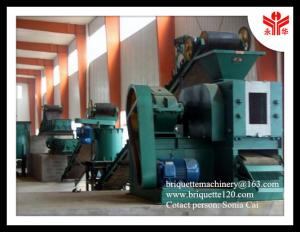 China Peofessional metail chip briquette machine on sale