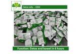 Perda de peso da geleia da dieta da enzima dos cuidados médicos, sugação da geleia 60ml do OEM Mesona