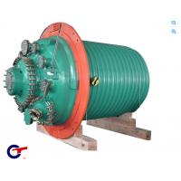 China 20000L Half Pipe Jacketed Vessel with corrosion resistance and mechanical property on sale