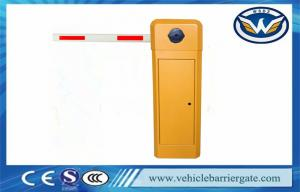China Remote Control Push Button barrier gate arm / auto barrier gate system AC Motor on sale