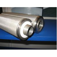 Multilayer Sintered Stainless Steel Mesh Filter/50 micron stainless steel filters