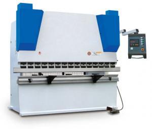 China 63T DRO Steel-welded Sheet / Plate Rolling Metal hydraulic press brake bending machine on sale