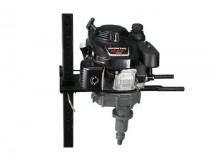 China 5.5HP Mobile Geological Survey Equipment Gasoline Powered Drilling Equipment on sale