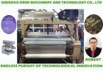Tissage de ratière de machine de métier à tisser de jet d'eau de bec du double SD622 résistant