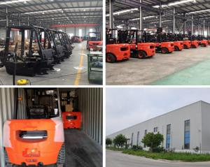 China CE Approved 5-10 ton Diesel Forklift Truck Supply on sale
