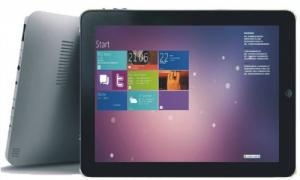 "China 9.7"" Dual Core X86 Windows 8 Tablet PC MSC-012D Intel Atom N2600 Dual Core 4 Threads 1.66GHz Processor on sale"
