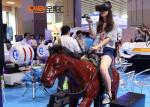 Outdoor Playground Horse Riding Simulator Exercise Machine For 1 Player