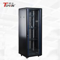 19 Inch 32u Locking Network Cabinet Server Rack 600 * 800 * 600mm IP20 Protection