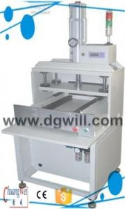 China Automatic Curve Pcb Punching Machines High Presion Tooling 330*220 on sale