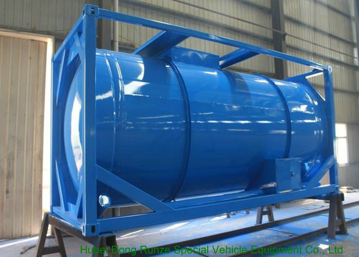 different color with competitive price for 20 Length (feet) ISO Tank Container Sulfuric Acid Storage Used ISO Tank Container Cell WhatsApp 008615271357675 & 20 Feet ISO Wast Water Tank Container For Bulk Liquid 20000L ...