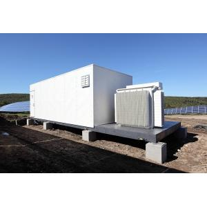 China Stainless Steel , Iron , Aluminum Solar Inverter Enclosure Cabinet on sale