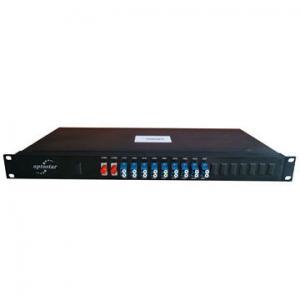 China OPTOSTAR CWDM / DWDM Mux Demux Module , DWDM Multiplexer Demultiplexer on sale