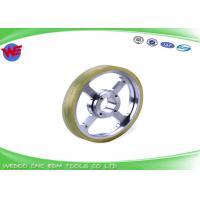 A290-8111-X371 F441 Fanuc EDM Parts Upper Brake Shoe Urethane Tension Roller
