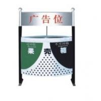 Outdoor Stainless Steel  Dustbin ,FRP trash cans ,Can be customized  LOGO