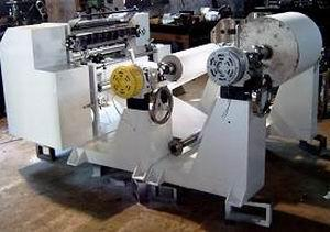 China 2 Ply Carbonless Paper Roll Slitter Rewinder on sale