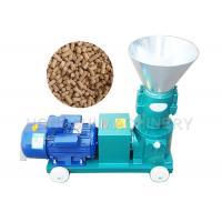 3KW Power Animal Feed Pellet Machine Motor Driven Die Diameter 125mm - 300mm