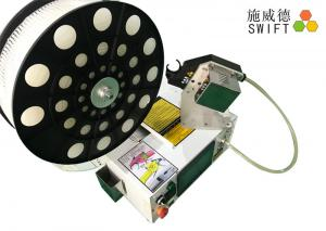 China OEM Automatic Bundling Machine , Nylon Cable Tie Tool PLC Control With Touch Screen on sale