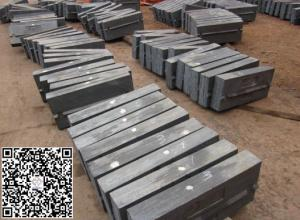 China crusher parts,hammer head,blow bar on sale
