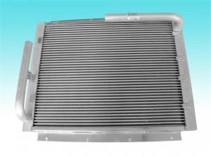 China DH220-5 hydraulic oil cooler For Daewoo Excavators on sale