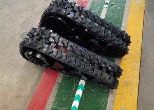 China High Performance Rubber Track Undercarriage on sale