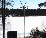 3KW Wind Turbine On Grid Power System Low Wind Start High Performance Reduce Electrical Bill