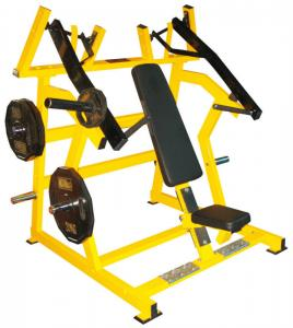 China Indoor Gym Fitness Equipment   Iso-Lateral Super Incline Press Machine Plated Loaded Gym Equipment on sale