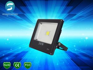 China COB Brightest Outdoor LED Flood Lights , Color Changing RGB LED Flood Lights Outdoor on sale