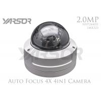 1080P Full HD Dome Security Cameras 2.8 - 12mm Variable Focus Lens 2MP CCTV Camera