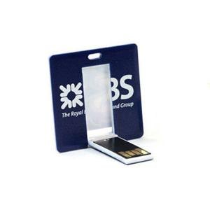China square style mini credit card usb flash drive on sale