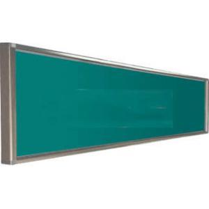 China 6063 T5 Anodized Aluminium Extrusion Profiles Blackboard / Chalkboard / Lectern Worktop Frame on sale