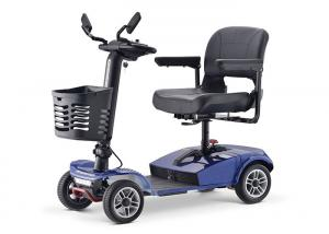 China Handicapped Gas Powered Tricycle 110 CC Three Wheels Motorcycle 50 Km/H Max on sale