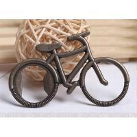 China Folk Art 3D Bike Shape Beer Bottle Opener,Die casting metal alloy folk art 3D bike shape beer bottle opener, innovative on sale