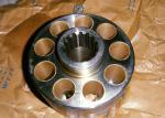 Belparts Excavator Hydraulic Main Pump Parts 40549 NV111 Cylinder Block