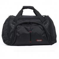 Promotiona quality --fashion Sport Gym Bag Tote Duffle bag---600D polyetser+tarpuller+210D