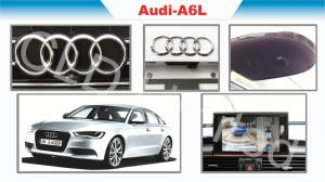 China Audi A6 Decoder integration computer  360 Degree Aerial View Car Reverse Camera Kit, Bird View System on sale