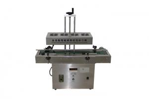China 1800W Electromagnetic induction aluminum foil sealing Food Packaging machine Air Cooled on sale