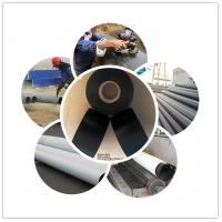 China Polyethylene Mechanical Protective Tapes / Industrial Coating Anti Corrosion Tape on sale