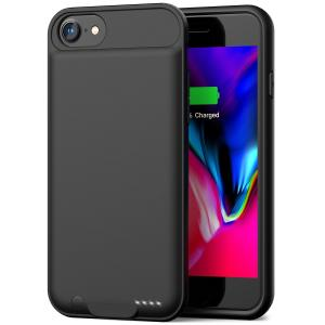 China Fast Rechargeable Phone Case Charging And Protection 2 In 1 For Iphone 6P Or 7P on sale