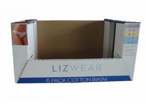 Quality Boîte de Carton ondulé pour Bikini emballage ENCA005 for sale