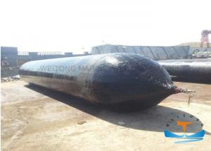 China 8 ~ 24m Length Inflatable Marine Airbags For Ship Launching Work Pressure 0.07 - 0.33MPa on sale