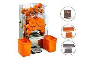 China Automatic High Efficiency Electric Citrus Juicer Stainless Steel For Bar on sale