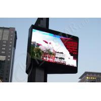 Waterproof  P16mm Outdoor LED Advertising Display Billboard For Build , Airport